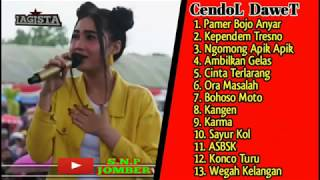Top Hits -  Lagista Spesial Cendol Dawet Dangdut Koplo