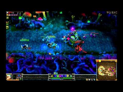 Pentakill Team - 3v3 Full Game