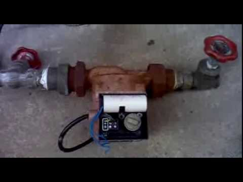 Grundfoss 15-50x18 Central Heating Pump Capacitor Replacement - YouTube