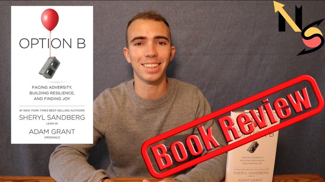 Option B by Sheryl Sandberg & Adam Grant Book Review