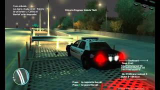 GTA IV | Police Pursuit Mod | Patrol Day #1