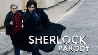Sherlock Parody by The Hillywood Show®(, 2016-08-20T17:36:24.000Z)