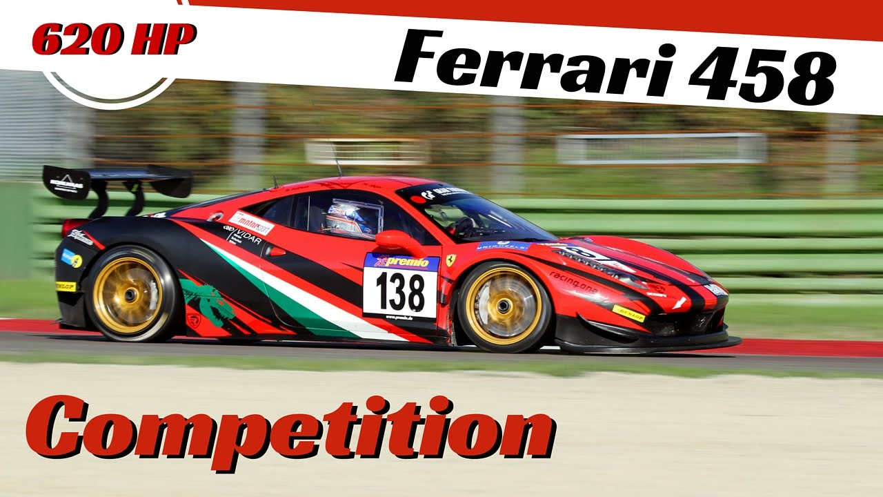 Ferrari 458 competition by racing one top speed fly bys ferrari 458 competition by racing one top speed fly bys brutal sound vanachro Images