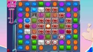 Candy Crush Saga Level 845 SUPER FUN LEVEL!