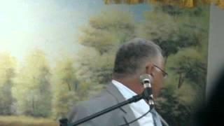 Pr. Hildebrando Diniz na 1º de Maio. Tema: Aviva ó Senhor a Tua obra. PARTE I