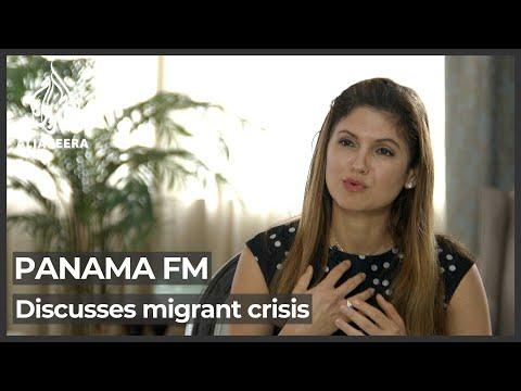 Panama FM: More migrants crossing dangerous border jungle