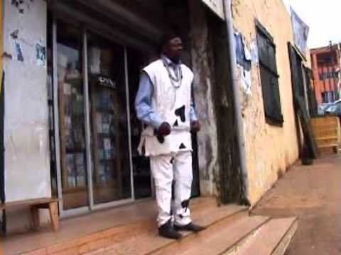 Isidore Nkong le chant du coq