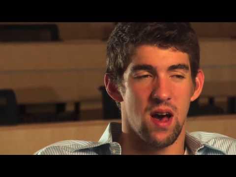 Michael Phelps - Setting Goals