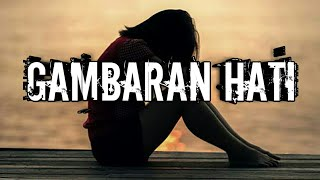 Gambar cover Nazia Marwiana - Gambaran Hati (Lyric Video)