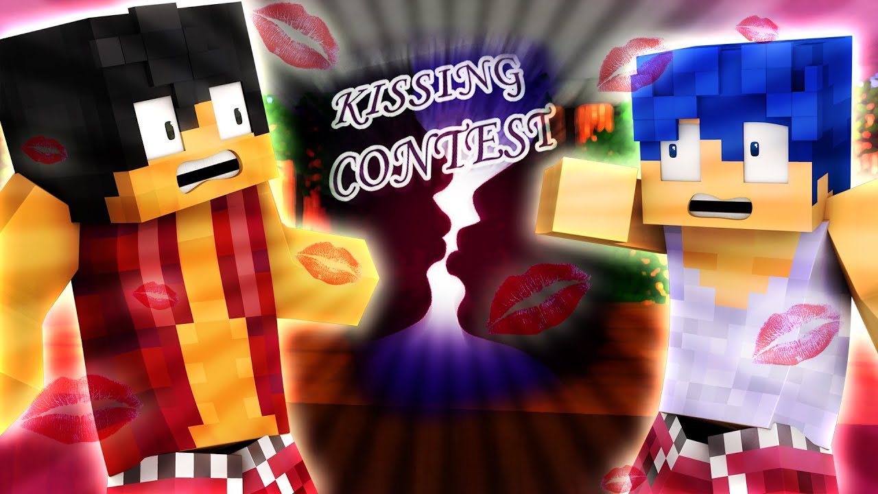 LOVE~LOVE KISSING SECRET | Love~Love Paradise MyStreet [S2:Ep.8 Minecraft Roleplay]