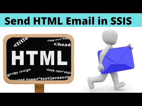 44 Send HTML Email In SSIS