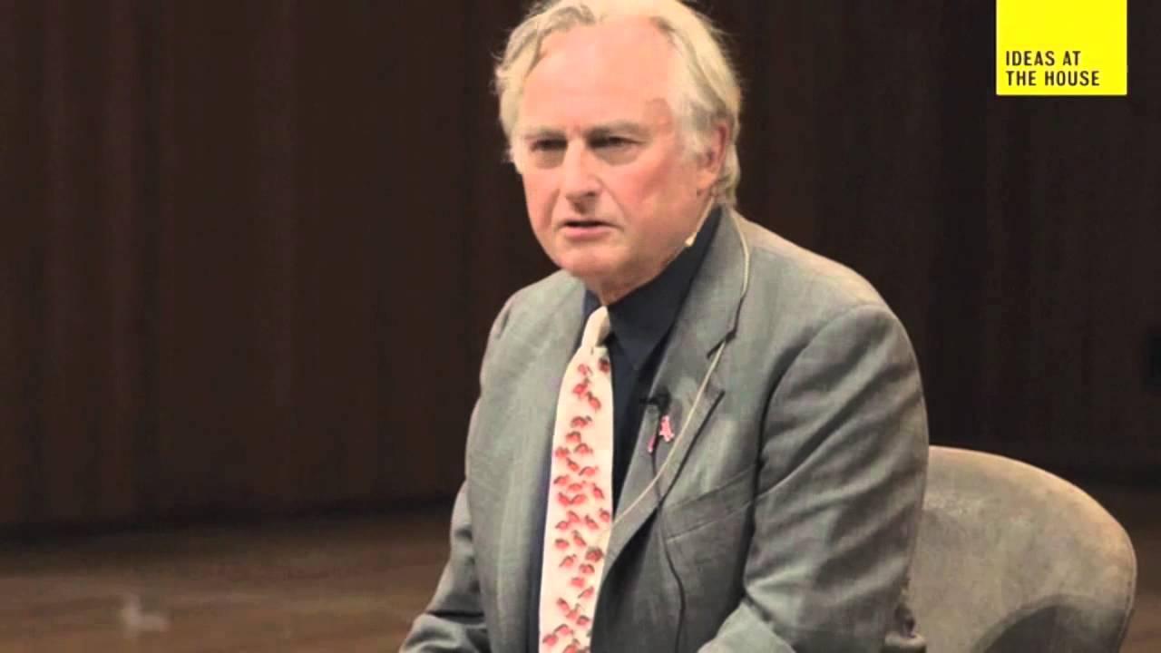 "Ideas At The House Richard Dawkins Why The Word ""spiritual"