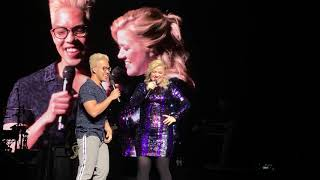 """Kelly Clarkson & The Voice Jej Vinson """"Whenever You Call"""" Vegas 5/24/19 - 2nd row center - """"INSPIRE"""""""