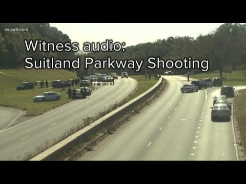 Shooting in Suitland closes parkway