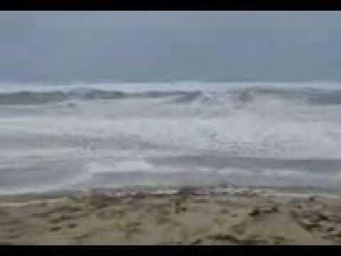 Surf From Nor'easter Coast Guard Beach Truro, MA 3/03/18