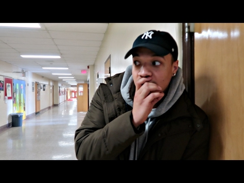 BROKE INTO MY OLD HIGH SCHOOL PRANK!!! (BANNED FOR LIFE)