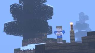 Minecraft Animation Experiments Ep6: Blistering Wind