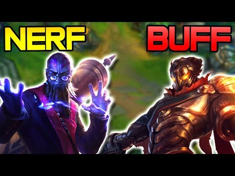 BIG RYZE NERF COMING IN? UNSEALED SPELLBOOK FINALLY NERFED? - Patch 8.3 RUNDOWN