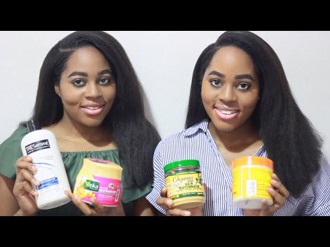 BEST RELAXED HAIR PRODUCTS [2018]