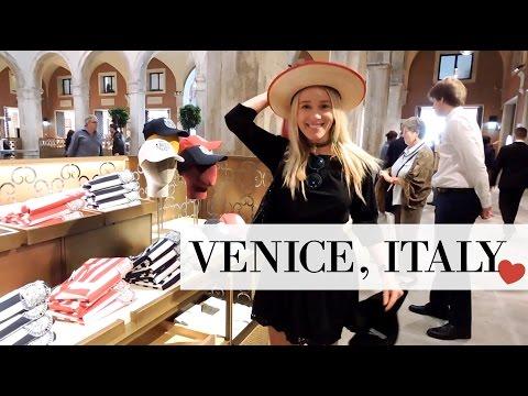 TRAVEL DIARY: VENICE, ITALY