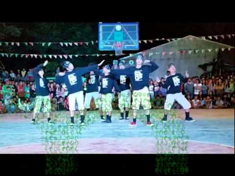 ♫♫ Mapalacio, Tarlac/Fiesta Dance Contest/ BS Crew / 12-01-2014 ♫♫