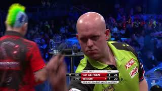PDC Melbourne Darts Masters 2018 - Michael van Gerwen vs Peter Wright Part 2/2