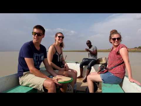 Burkina Faso Travelling / Fada - Ouaga - Nazinga - Bobo  Banfora #countryclip10