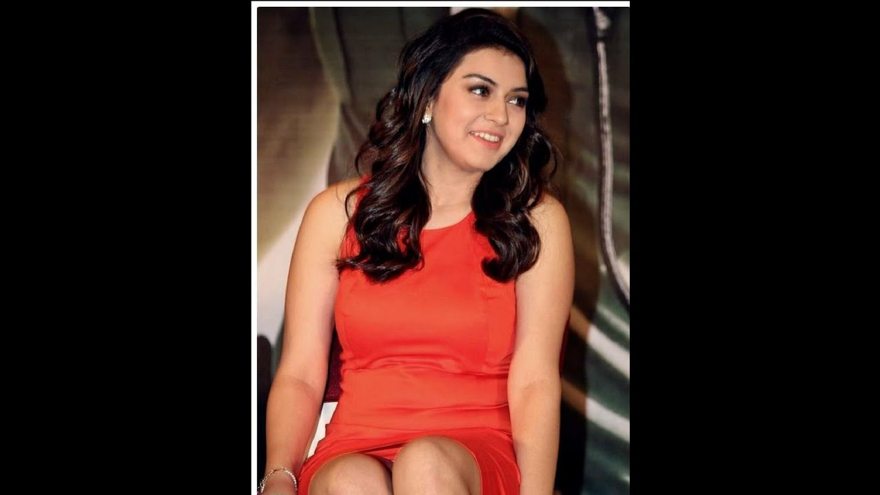 Hot Actress Hansika Panty Line Scene - Youtube-7602