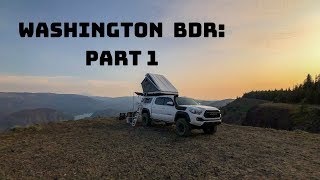 Washington BDR (Part 1) - ConɊuest Overland