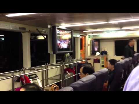 Mainland Chinese tourist humiliated Hong Kong female ship attendant