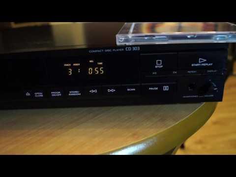 GRUNDIG CD 303 CD PLAYER