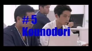 5 Medical Japanese Dramas 2016 : 5.Kounodori (2015 ). 4 . Fragile ,...