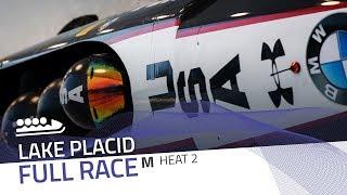 Lake Placid | BMW IBSF World Cup 2019/2020 - 4-Man Bobsleigh Race 1 (Heat 2) | IBSF Official