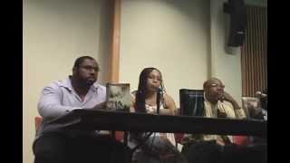 Harlem Book Fair 2012: Sci-Fi Panel Discussion