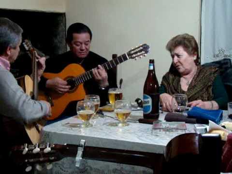 Magui Denis, Roberto Denis, Pablo