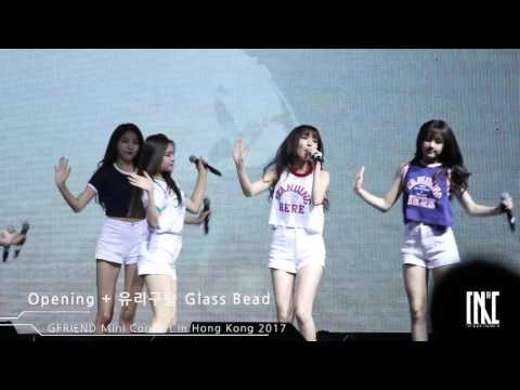170716 GFRIEND Mini Concert In Hong Kong 2017 -  Opening+《유리구슬 Glass Bead 》