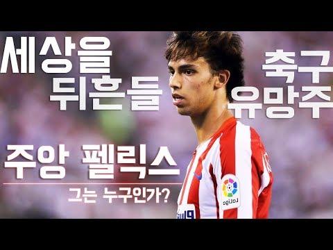 [펠릭스 스페셜]세상을 뒤흔들 축구 유망주 주앙 펠릭스 그는 누구인가? (Joao Felix Story)