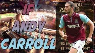 FIFA 15 IF Carroll quick Review w/ a 35 yard screamer - Fifa 15 Player Review