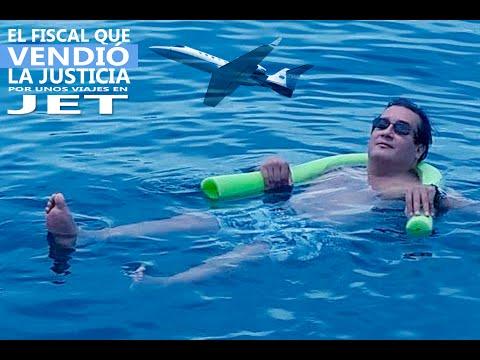 Gentevé Noticias - El Fiscal que VENDIÓ la justicia por unos viajes en JET