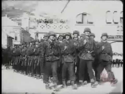Hitler & Grand Mufti Islam Nazi Connection WW2 1941 - 1945 - NWO Doctrines of Demons Control World
