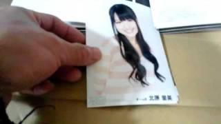 相変わらず画質は悪いです。 出た写真は 菊地あやか 北原里英 梅田彩家 ...
