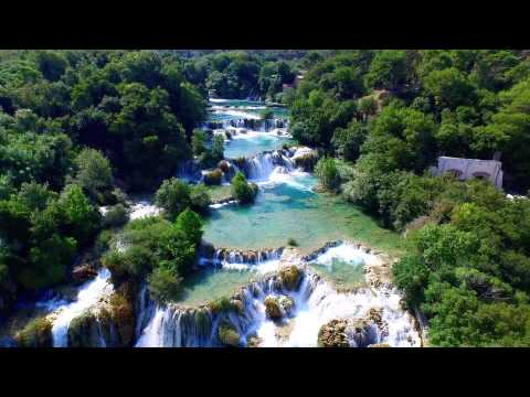 The Most Extraordinary Drone Video Of Krka National Park On The Internet