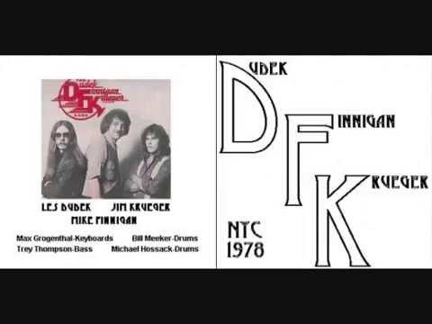 Dudek, Finnigan, Kreuger Band- Palladium, NY 7/18/78