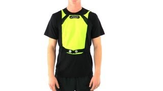 Asics Unisex Reflector Running Vest | SwimOutlet.com