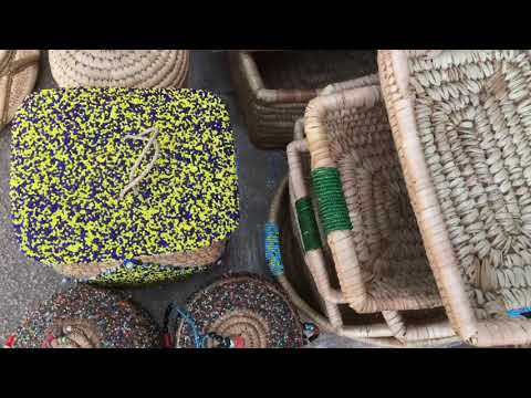 ARTS AND CRAFTS CENTRE | ABUJA-NIGERIA | VLOG 8