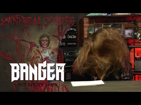 CANNIBAL CORPSE Red Before Black  Review  Overkill Reviews