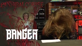 CANNIBAL CORPSE Red Before Black Album Review | Overkill Reviews