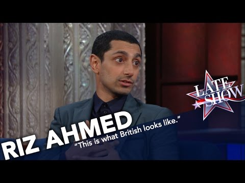 Riz Ahmed: This is What British Looks Like