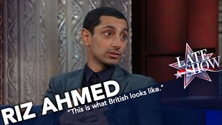 "Riz Ahmed: ""This is What British Looks Like"""