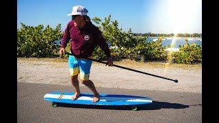 Hamboards Giant Longboard SUP